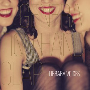 Image for 'Library Voices'