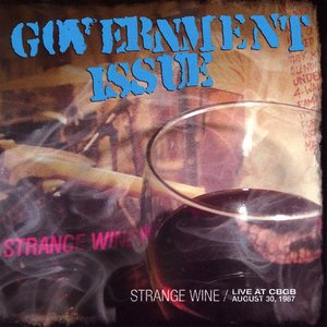 Image for 'Strange Wine : Live At CBGB August 30th 1997'