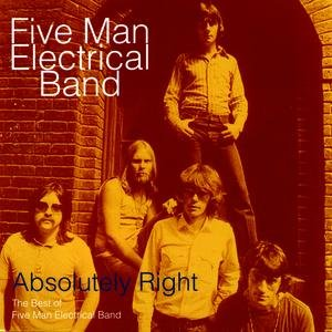 Image for 'Absolutely Right: The Best of Five Man Electrical Band'