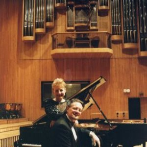 Image for 'The Lenti Piano Duo'