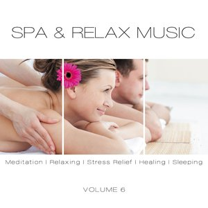 Image pour 'SPA & Relax Music, Vol. 6'