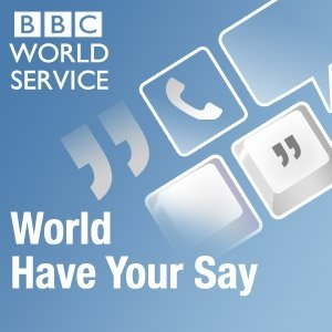 Bild för 'World Have Your Say'