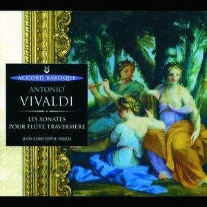 Image for 'Vivaldi: Sonatas For Flute And Continuto'