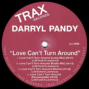 Image for 'Love Can't Turn Around'
