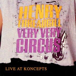 Image for 'Live at Koncepts'