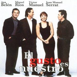 Image pour 'Ana Belén, Miguel Ríos, Víctor Manuel, Joan Manuel Serrat'