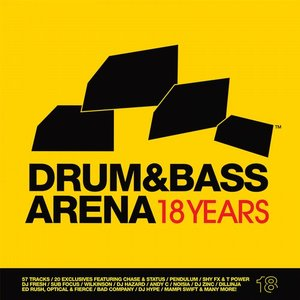 Image for 'Drum & Bass Arena 18 Years'