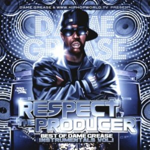 Image pour 'Respect The Producer:Best Of Dame Grease Instrumentals'