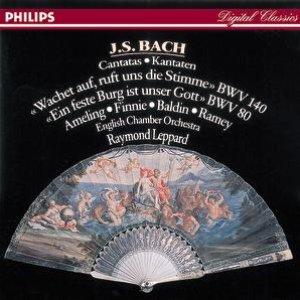 Image for 'Bach, J.S.: Cantatas Nos. 80 & 140'