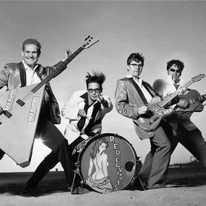 Immagine per 'Red Elvises'
