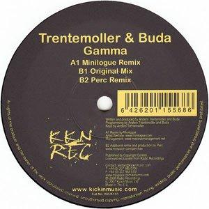 Image for 'Trentemøller & Buda'