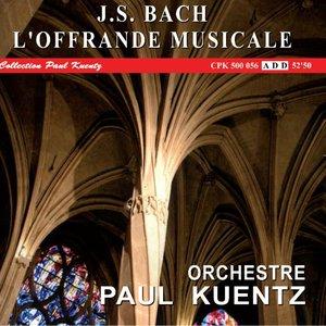 Image for 'J.S. Bach : L'offrande musicale, Musikalishes Opfer BWV1079'