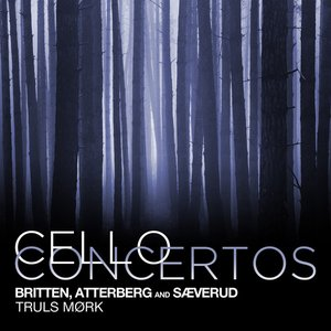 Image for 'Britten, Atterberg and Sæverud: Cello Concertos'