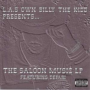 Image for 'The Saloon Music LP Featuring Defari'