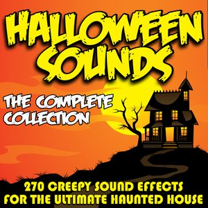 Imagem de 'Halloween Sounds - The Complete Collection - 270 Creepy Sound Effects For The Ultimate Haunted House'