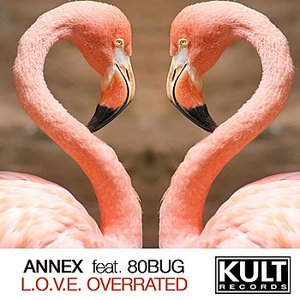 Image for 'KULT Records Presents : Love is Overrated'