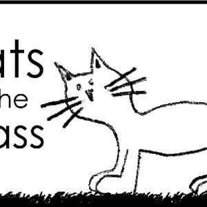 Imagem de 'Cats In the Grass'