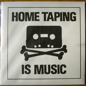 Immagine per 'HOME TAPING IS MUSIC (WR018)'