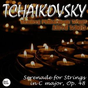 Image for 'Tchaikovsky: Serenade for Strings in C major, Op. 48'