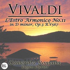 Image for 'Vivaldi: L'Estro Armonico No.10 in B minor, Op.3 RV580 & No.11 in D minor, Op.3 RV567'