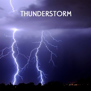 Image for 'Relaxing Thunder Sound, Thunderstorm, Rolling Thunder, 3D Thunderstorm, Relax, Chillout, Relaxation, Meditation, Meditate, Heal. Relaxing Nature Sounds for Sound Therapy, Massage Musica, Sleep Music'