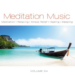 Image pour 'Meditation Music, Vol. 34'