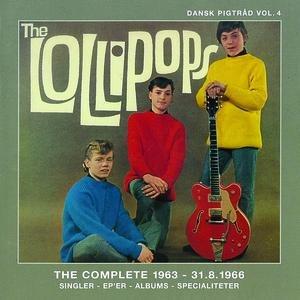 Image for 'Dansk Pigtråd / Lollipops - The complete 1963 - 1966 (Disk 1)'