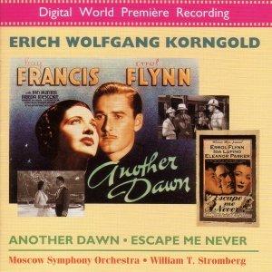 Imagem de 'KORNGOLD: Another Dawn / Escape Me Never'