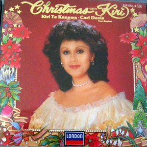 Image for 'Christmas with Kiri Te Kanawa'