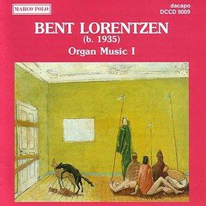 Image for 'LORENTZEN: Organ Music'