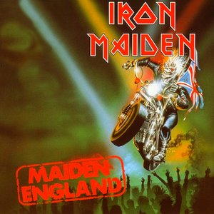 Image pour 'Maiden England'