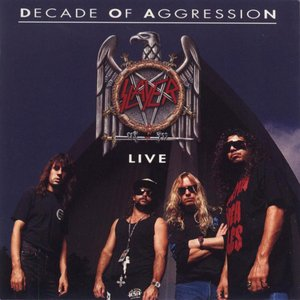 Image pour 'Live: Decade Of Aggression'