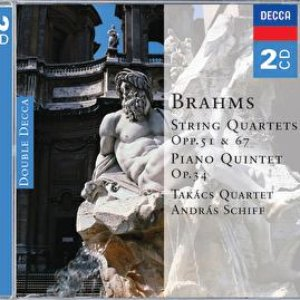 Image for 'Brahms: String Quartets & Piano Quintet'