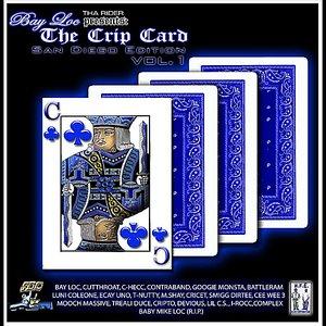 Immagine per 'The Crip Card, Vol. 1'