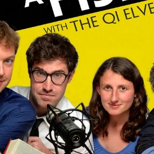 Image for 'The QI Elves'
