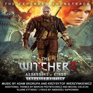 """The Witcher 2: Assassins of Kings Enhanced Edition""的封面"