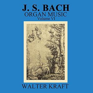 Image for 'JS Bach Organ Music'