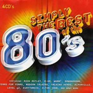Image for 'Simply the Best of the 80's (disc 2)'