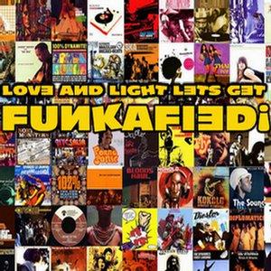 Image for 'Funkafied Edits'