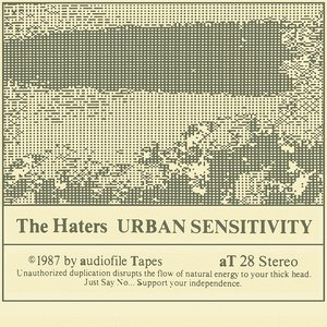 Image for 'Urban Sensitivity'