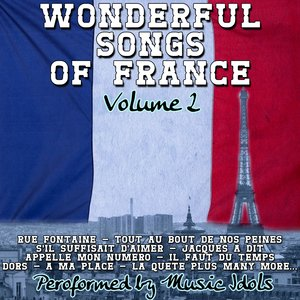 Image for 'Wonderful Songs Of France Volume 2'