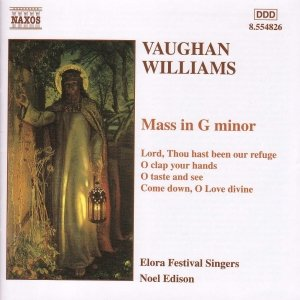 Image for 'VAUGHAN WILLIAMS: Mass in G Minor / Motets'