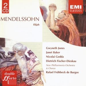 Image for 'Elijah - Mendelssohn'