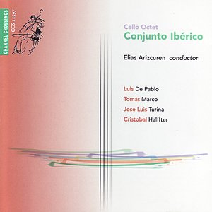 Image for 'Cello Octet Conjunto Iberico'