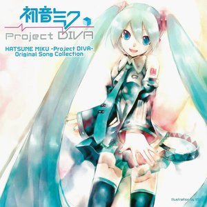 Image for '初音ミク -Project Diva- Original Song Collection'