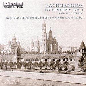 Image for 'RACHMANINOV: Symphony No. 1 in D minor, Op. 13 / Prince Rostislav'