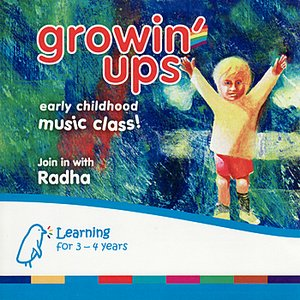 Image for 'Growin' Ups - Early Childhood Music Class'