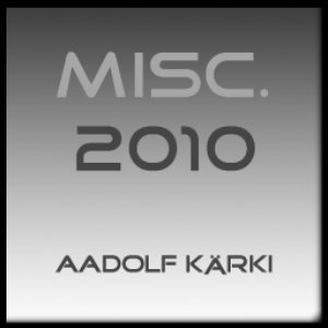 Image for 'Miscellaneous 2010'