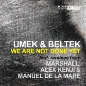 Image for 'We Are Not Done Yet'