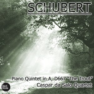 """Image for 'Schubert: Piano Quintet in A, D667 """"The Trout""""'"""
